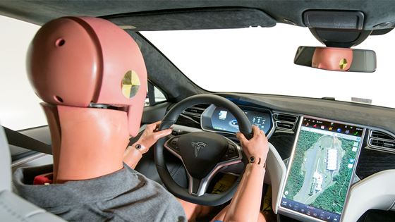 Robot Cars Won't Retire Crash: Test Dummies Anytime Soon
